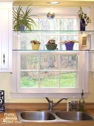 faux stained glass kitchen cabinets window treatments ideas 15 better ways to dress a window
