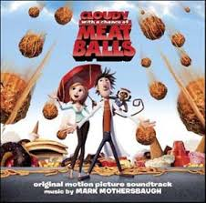 cloudy chance meatballs soundtrack details