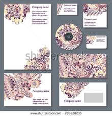 Credit Card Business Cards Designs Business Cards Design Baby Toys Vector Stock Vector 296859044