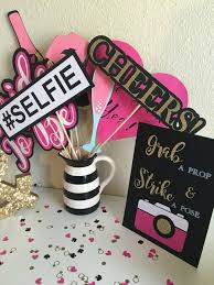 bridal shower photo booth props photo booth props kate spade