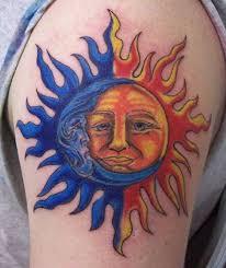 80 magical moon tattoo designs tattoo fonts