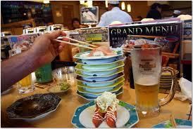 Sushi Buffet Near Me by How To Eat Conveyor Belt Sushi