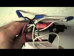 add remote to ceiling fan how to convert a ceiling fan to remote control youtube