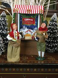 13 best byers choice carolers decorating ideas images