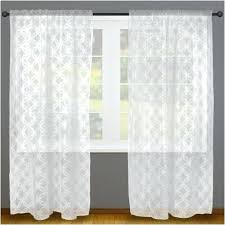 White Cafe Curtains Decorating Curtain Interior Home Decorating Ideas With Cafe