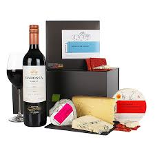 cheese and wine gift baskets 18 christmas hers you ll want to order now sheerluxe