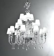 Off White Chandelier Black And White Checked Chandelier Lamp Shades Mini Chandelier