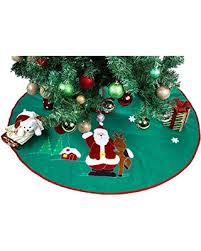 shopping sales on green tree skirt 36