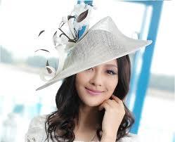 Wedding Dresses Derby Aliexpress Com Buy 2017 Vintage Women Fascinator Hat Flower Hair