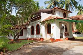 3 bedroom private luxury furnished villa for rent near beach in