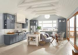 kraftmaid shaker style kitchen cabinets seaside vibes kitchen style kitchen remodel kraftmaid