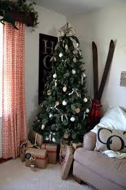 collection christmas decorating ideas without a tree pictures