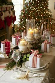 Christmas Table Decoration Ideas by 41 Best Christmas Table Ideas Images On Pinterest Christmas