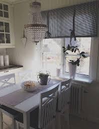 cuisine et blanc photos 55 rideaux de cuisine et stores pour habiller les fenêtres de