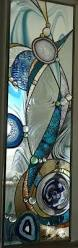 Flower Glass Design Beautiful Stained Glass Window Of Violets Fun To Sketch