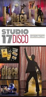 Disco Favors by Get Ready To Get Groovy With Our Studio 17 Disco Theme Kit