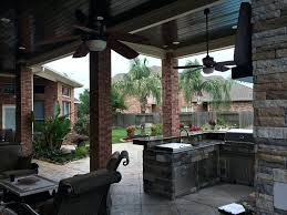 patio ideas exterior brick fireplace plans patio with fireplace