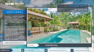 82 flowers road caboolture houses for sale re max victory youtube