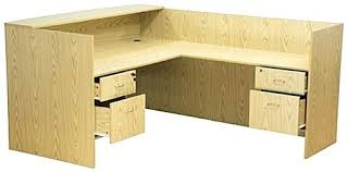 L Shaped Desk Left Return Desk Solid Wood L Shaped Desk Solid Oak L Shaped Desk Oak L