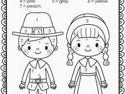 12 thanksgiving coloring pages kindergarten beautiful