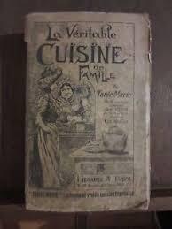 librairie cuisine la véritable cuisine de famille par tante librairie a