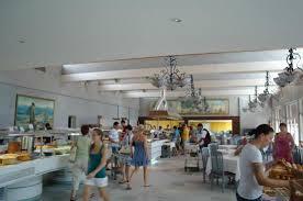 cuisine de qualité vue du restaurant self service prpoeté cuisine de qualité et