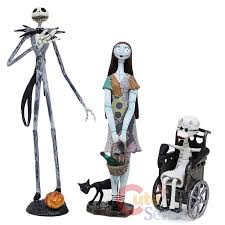 nightmare before figurines photozzle