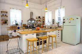 vintage küche mit vintage deko und möbeln modern einrichten 50 ideen