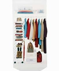 inspirational closets real simple