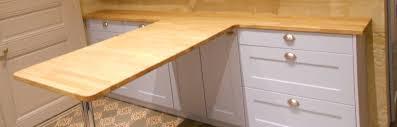 plan de table cuisine table cuisine escamotable ou rabattable affordable table cuisine