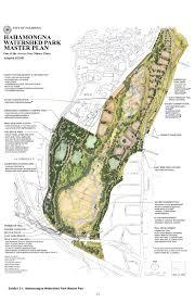 Pasadena Ca Map Hahamongna Watershed Park