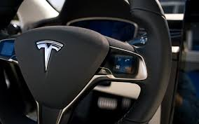 model x prototype steering wheel for model 3 tesla