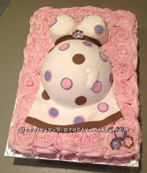 mouse pregnant baby baby shower belly cakes with foot shower cakes