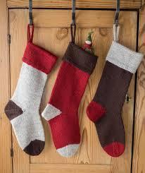 basic christmas stocking lamb u0027s pride striped version