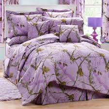 Camo Duvet Cover Realtree Ap Lavender Camouflage Bedding Cabin Place