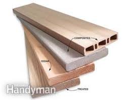 how to buy deck lumber family handyman