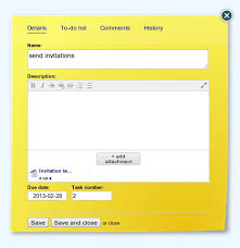 how to organize business meeting using online kanban board