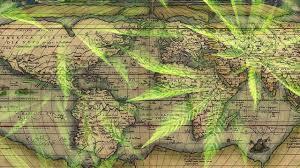 Marijuana Legalization Map Long Term Effects On Countries That Have Legalized Cannabis