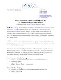 press lklsg commercial litigation law firm