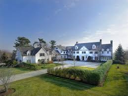 Colonial Homes For Sale by A Stately Center Hall Colonial Sited On Four Acres Connecticut
