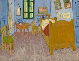 Bedroom Floor The Floor Explore The Paintings Van Gogh U0027s Bedrooms