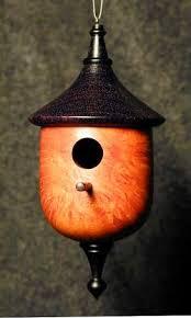 32 best wood turning birdhouses images on wood