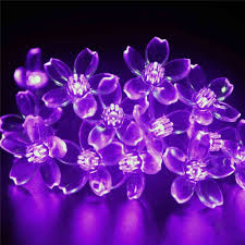 purple fairy lights for bedroom ideas with popular peach christmas