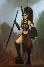 amazon warrior amazon warrior wip girls in mech suits