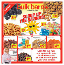 Bulk Barn In London Ontario Bulk Barn Canada Wide Flyer July 21 Aug 3