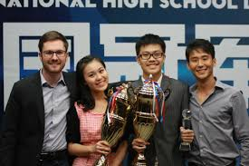 stanford invitational debate national high debate league of china