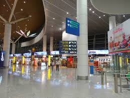 kuala lumpur international airport klia malaysia youtube