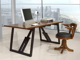 bureau contemporain bois massif de bureau en bois contemporain direction massif duangle chãªneblanc
