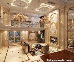Elegant Modern POP False Ceiling Designs For Living Room Luxury - European home interior design