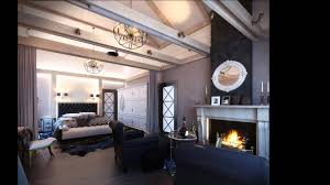classic fireplace and living room design youtube